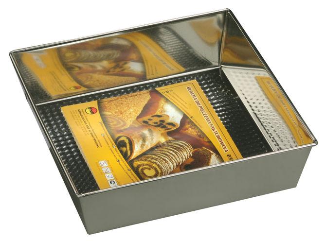 Tava copt prajituri 23,5x23,5cm thumbnail