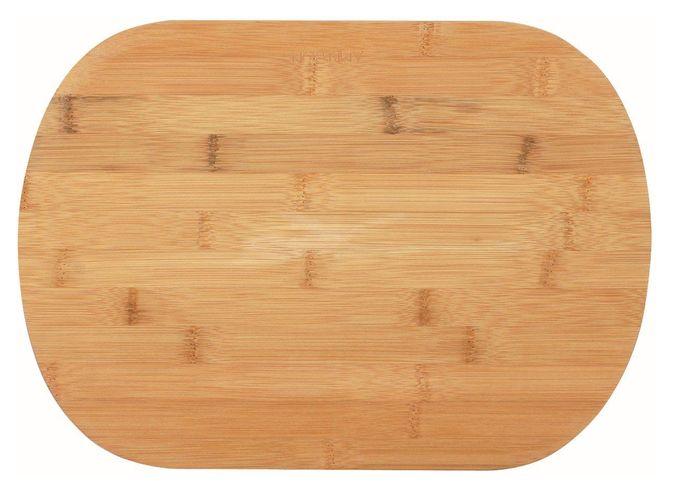 Bord de tocare oval 35x25x2cm Panda thumbnail