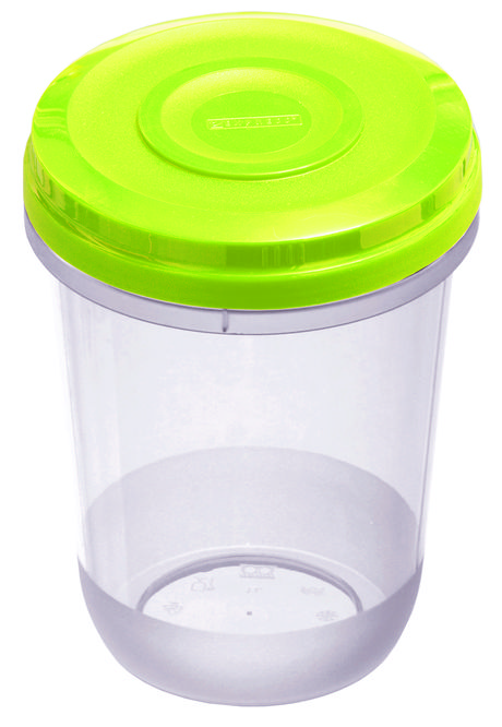 Container pentru alimente 1000ml verde Fusion Fresh thumbnail