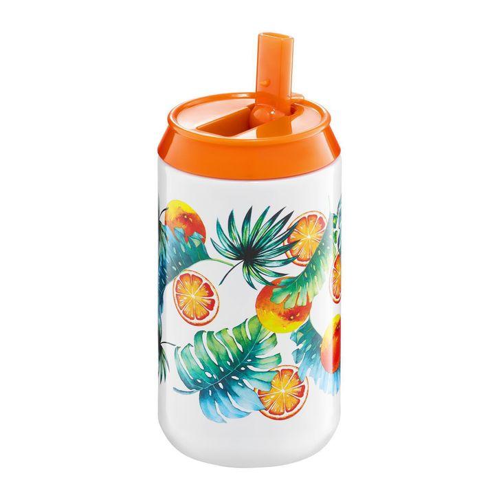 Cutie termos 250ml portocala orange Tropical thumbnail