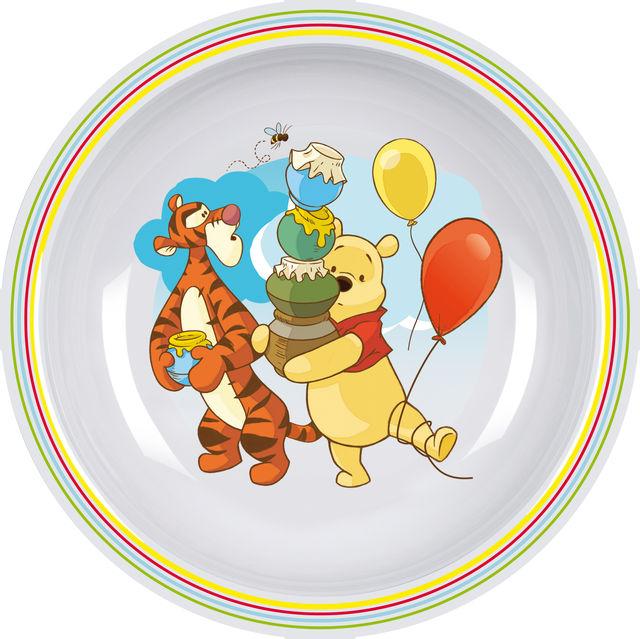 Farfurie adanca 19,5cm Winnie the Pooh thumbnail