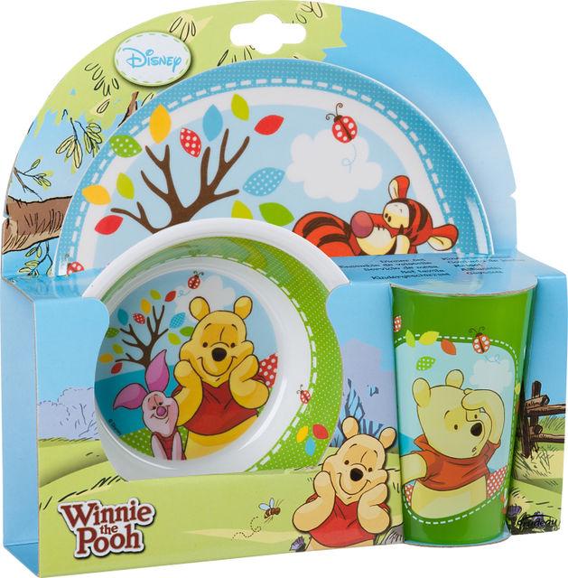 Set 3 piese Winnie the Pooh thumbnail
