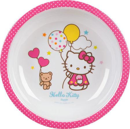 Farfurie adanca 19,5cm Hello Kitty