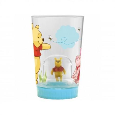 Pahar Winnie the Pooh, capacitate 225 ml, material plastic