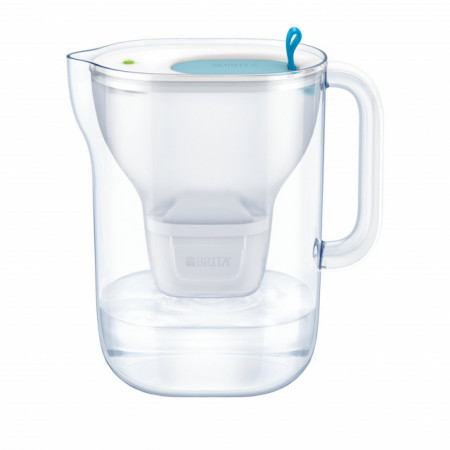 Resigilat: Cana filtranta Style 2,4 l Maxtra+ (blue) - Brita, BR1039279