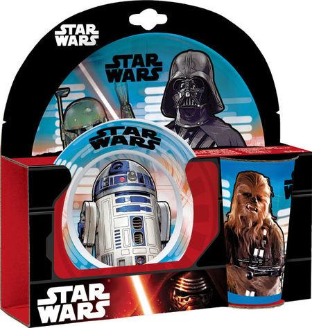 Set 3 piese Star Wars