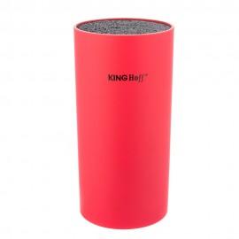 Suport pentru cutite KingHoff, inaltime 22 cm, placute din polipropilena