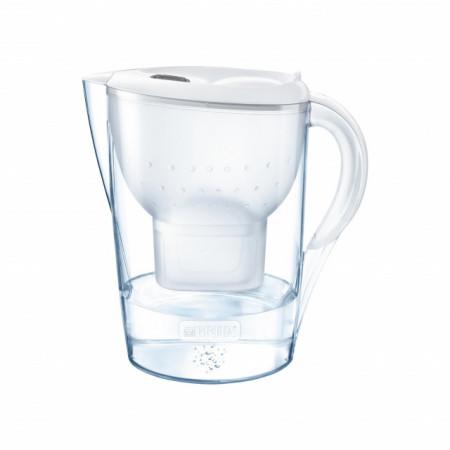 Cana filtranta Brita Marella XL 3,5 L, 1 filtru inclus Maxtra+ (alb), BR1039275