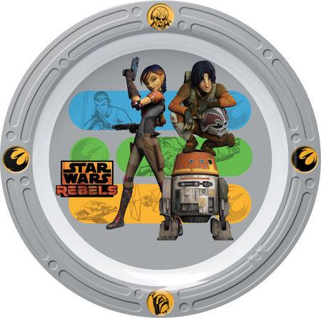 Farfurie intinsa 20cm Star Wars Rebels