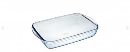 Vas termorezistent 39x24cm Glassware Range