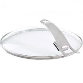 Poze Capac sticla Fissler, diametru 26 cm, maner inox, rezista pana la 220°C, Seria Premium