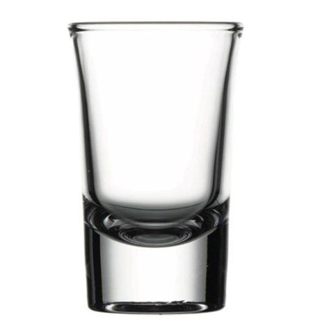 Set 6 pahare vodka 40ml Boston Shots
