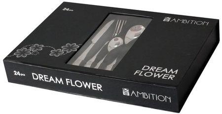 Set tacamuri 24 piese Dream Flower