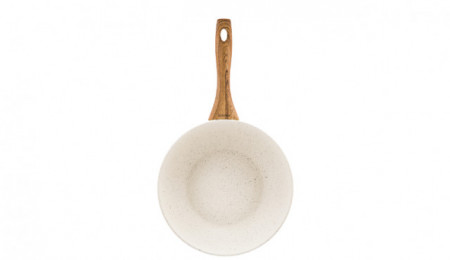Tigaie wok invelis stone effect 26cm