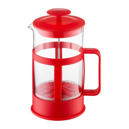 Filtru cafea 1L, rosu, Lungo