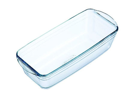 Forma cozonac termorezistenta 28cm Glass Bakeware