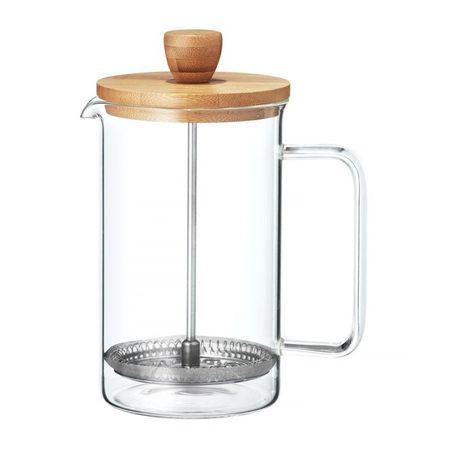 Infuzor pentru ceai sau cafea, capacitate 1000 ml, design minimalist, Colectia Nordic