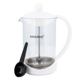 Infuzor pentru ceai sau cafea KingHoff, capacitate 800 ml