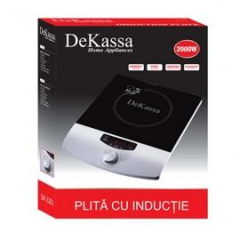 Plita pe inductie DeKassa 2202, putere 2000W