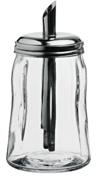 Suport zahar dispenser 240ml Black and White