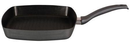 Tigaie grill cu invelis ilag basic coating 26x26cm Graphite