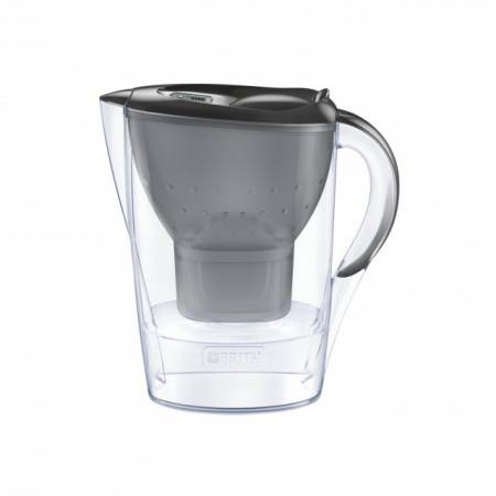 Cana filtranta Brita Marella Cool BR1039274 2,4 L, 3 filtre incluse Maxtra+ (graphite)