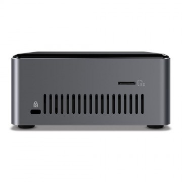 Poze Resigilat: Mini PC Intel® NUC Barebone Baby Canyon NUC7I3BNH cu procesor Intel® Core™ i3-7100U 2.40GHz, Kaby Lake, 4GB, SSD 128GB, Intel® HD Graphics 620, Intel® Wireless-AC 8265 + BT 4.2