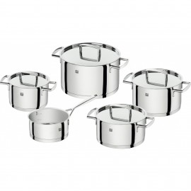 Poze Set oale din inox Zwilling Passion, 9 piese , inductie, capace