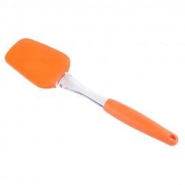 Spatula / lingura din silicon pentru bucatarie KingHoff, lungime 26,5 cm