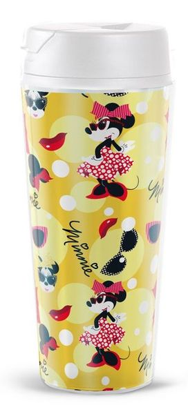 Cana termos 450ml Hollywood Minnie
