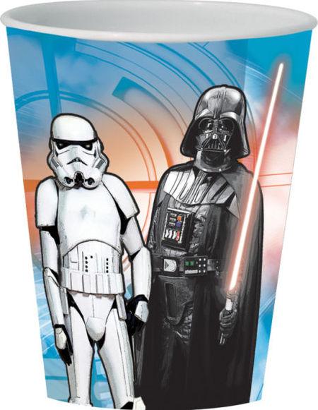 Pahar 3D 350ml Star Wars