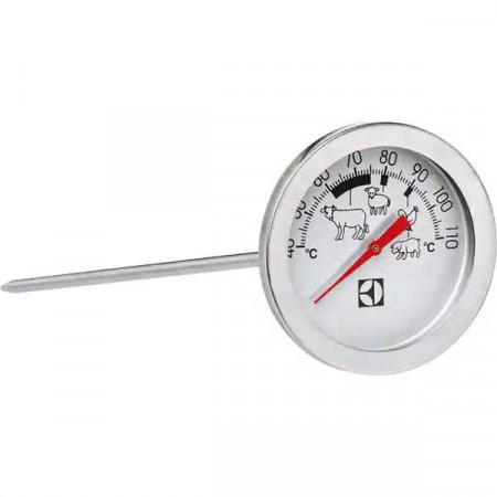 Termometru analogic pentru friptura Electrolux E4TAM01, inox, temperatura 40 - 110°C