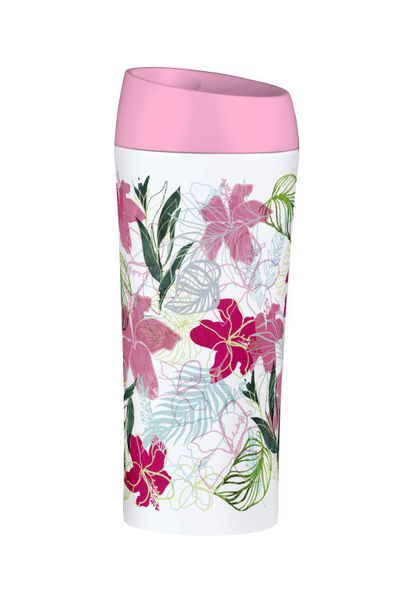 Cana termica model floral 400ml Sweet