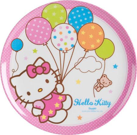 Farfurie intinsa 20cm Hello Kitty