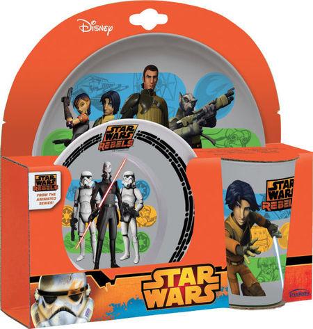 Set 3 piese Star Wars Rebels