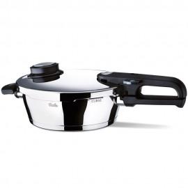 Tigaie (cratita) Fissler VitaVit Premium, capacitate 2,5 Litri, diametru 22 cm, inductie