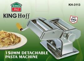 Aparat pentru paste KingHoff, latime 2 si 6 mm, accesoriu ravioli
