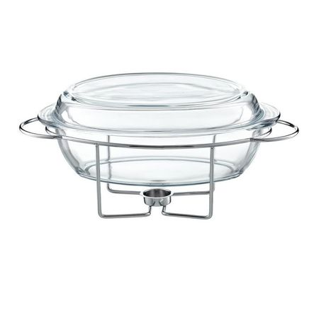 Chafing Dish Oval 4.5L Saule