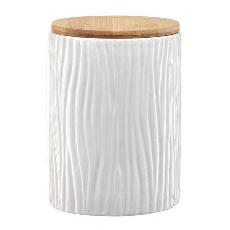 Container din Doldomita cu capac Bamboo 1110 ml Tuvo