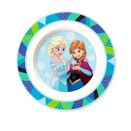 Farfurie portelan 19cm Magic Frozen Disney