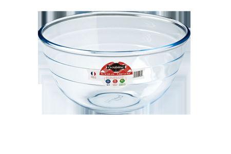 Bol salata termorezistent 3L Glassware Range
