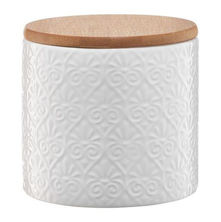 Container din Doldomita cu capac Bamboo 670 ml Tuvo