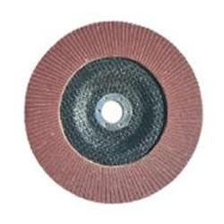 Disc lamelar frontal pentru slefuire metal GA12540 pentru polizor unghiular Stern Austria, 125 mm, granulatie 40