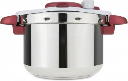 Oala sub presiune Tefal Clipso Minut Perfect, capacitate 7.5 litri, diametru 24.5 cm, inductie, P4624833