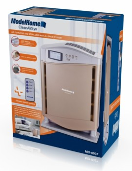 Purificator de aer cu sistem antialergic Model Home MO-0037