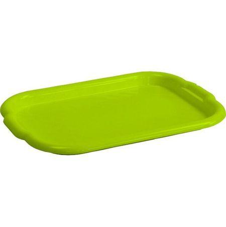 Tava Mijlocie 40X28X3 cm Clever Verde
