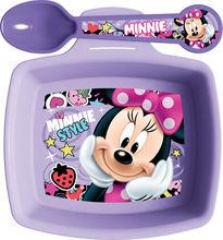 Bol cu lingurita Minnie