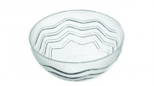 Bol Plastic 2.5L Fala Smokey