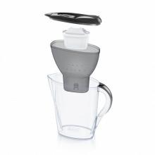 Cana filtranta Brita Marella Cool BR1039272, capacitate 2,4 litri, MAXTRA+, culoare gri