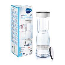 Carafa filtranta Brita Fill&Serve BR1020115, capacitate 1.3 litri, 1 filtru inclus